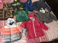 toddler's assorted clothes Pickering, L1X 0A1