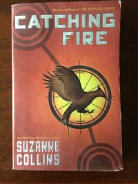 Catching Fire by Suzanne Collins Brampton, L7A 1H9