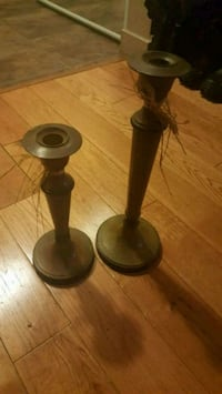 Brass Candle Holders Calgary, T2B 2V1