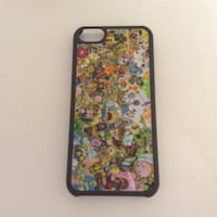 Чехол IPhone 5c Adventure time