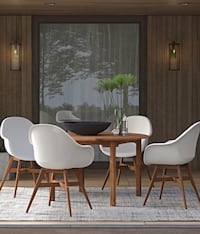 Quality  indoor/outdoor dining set
