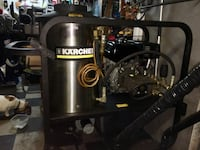 KÄRCHER-Honda GX270 9.0HP Industrial Hot Water/Cold Water Commercial Pressure Washer Manalapan, 07726