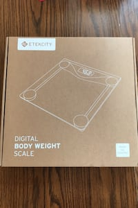 Digital Scale (Negotiable Price)