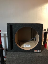 Subwoofer box Red Bank, 07701