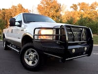 '05 Ford F-250 BULLETPROOF Turbo Diesel  Lariat CrewCab RUST-FREE Sterling
