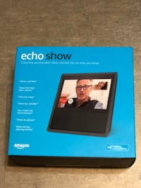 Amazon Echo Show - First Generation - Black Waynesboro