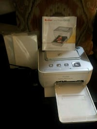 Kodak EasyShare G600 printer and C633 camera  Reisterstown, 21136