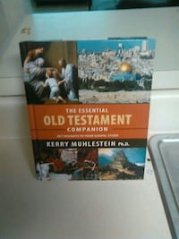 The Essential Old Testament book