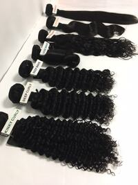 Grade 10A is the highest quality hair that you can buy, and it's also the most expensive. It's 100% unprocessed virgin hair from one donor with thick ends and strong structure. You can dye hair up to a white color without much damage Newport News, 23602