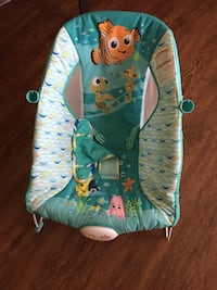 baby's blue and green bouncer Woodbridge, 22192