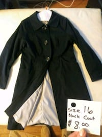 H&M size 16 coat woman's $5 379 mi