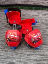 Lightning McQueen training skates for young kids Miami, 33155