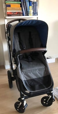 Bugaboo Cameleon 3 Blend Special Edition w Sun Canopy NEWYORK