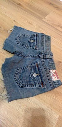 true religion shorts 815 mi