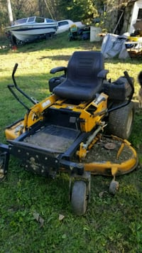 "Cub cadet 0 turn 60"" deck runs cuts perfect Jefferson, 21755"