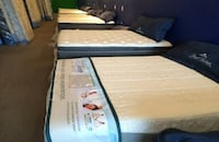 QUEEN Tempur Pedic style Gel Infused Memory Foam Mattress Set only Oceanside