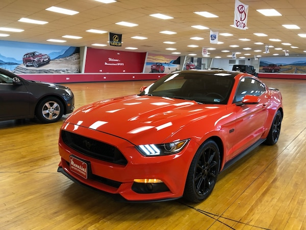 Ford - Mustang - 2016