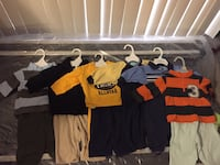 Winter clothes for boys 3-6 months Woodbridge, 22193
