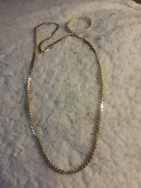 Gold filled 18k chain Indianapolis, 46219