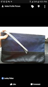 Authentic Banana Republic clutch Baltimore, 21206
