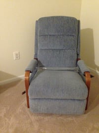 New Blue Rocking chair WASHINGTON