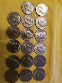 assorted round silver-colored coins Queens, 11385