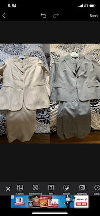 Womens Suits Sunnyvale, 94086