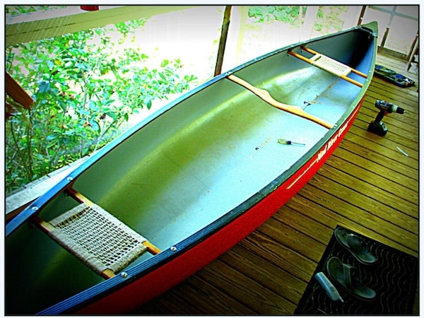 Mad River Eclipse Canoe