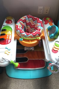 Fisher Price 4 in 1 play piano