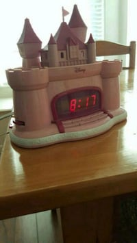 Disney Princess Clock Radio Meridian, 83642