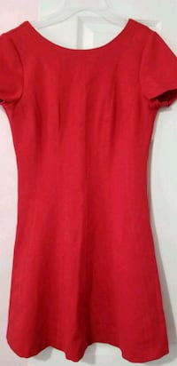 Banana Republic woman red dress size 6 Mississauga, L5L 5J9