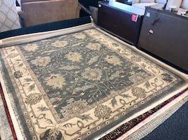 New Constance Hand-Tufted Wool Area Rug