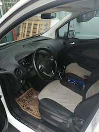 Ford - Courier - 2016 Seyhan