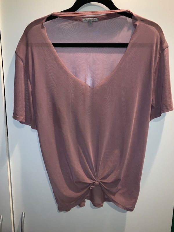 dd23104e7a Used Sexy sheer top for sale in Morris Plains - letgo