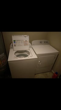 Washer and Dryer- like new! Phoenix, 85027