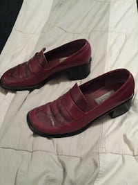 red leather loafers Dartmouth, B2Y 3A7