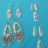 ***❄Winter Clearout Sale❄*** Fashion Jewlery - $4 per set ($15 for the Mississauga, L4Z