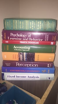 Like new Textbooks- Take for your offer! Vaughan, L6A