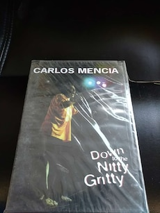 Down to The Nitty Gritty by Carlos Mencia