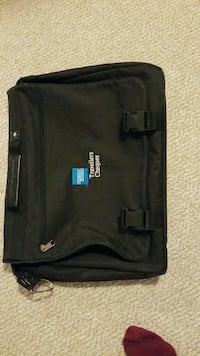 Never used black laptop bag Calgary, T3K 6E5