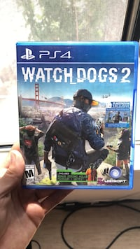 Watch Dogs 2 PS4 game case Phoenix, 85308