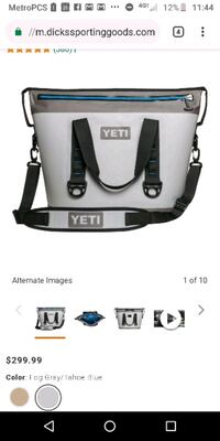 black and gray Yeti bag El Sobrante, 94803