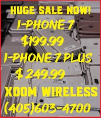 Huge Sale on all smart phones @ XOOM WIRELESS, We have the largest selection of smart phones, tablets, accessories and much more. We also do repair service for all your smart devices in an affordable price. All our devices come from major carriers so it's