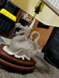 Dragon lamp. It is replaceable  Gaithersburg, 20877