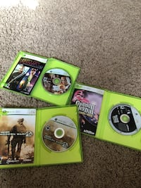$15 each $30 for all // reason for selling I got a PS4 Winnipeg, R2G 1N4