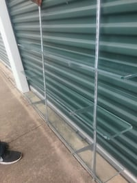 3 glass shelves $$ 30 OBO  $$