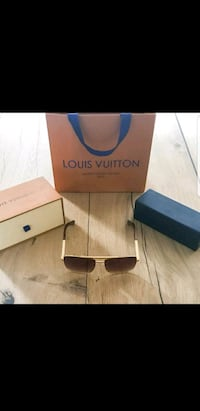 LV glasses for men new  Vancouver, V6C 1Z6