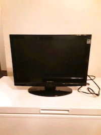 22 inch tv with built in DVD player DYNEX