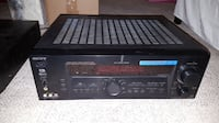 Sony A/V Receiver with Dolby Digital, DTS, and 6.1 Decoding Loudoun County
