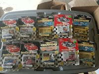 assorted stock car die-cast scale models Mechanicsburg, 43044